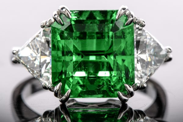 https://www.doverjewelry.com/estate-mayors-certified-3-03ct-colombian-emerald-diamond-platinum-cocktail-ring.html
