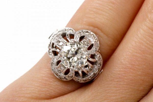 Diamond Engagement Rings