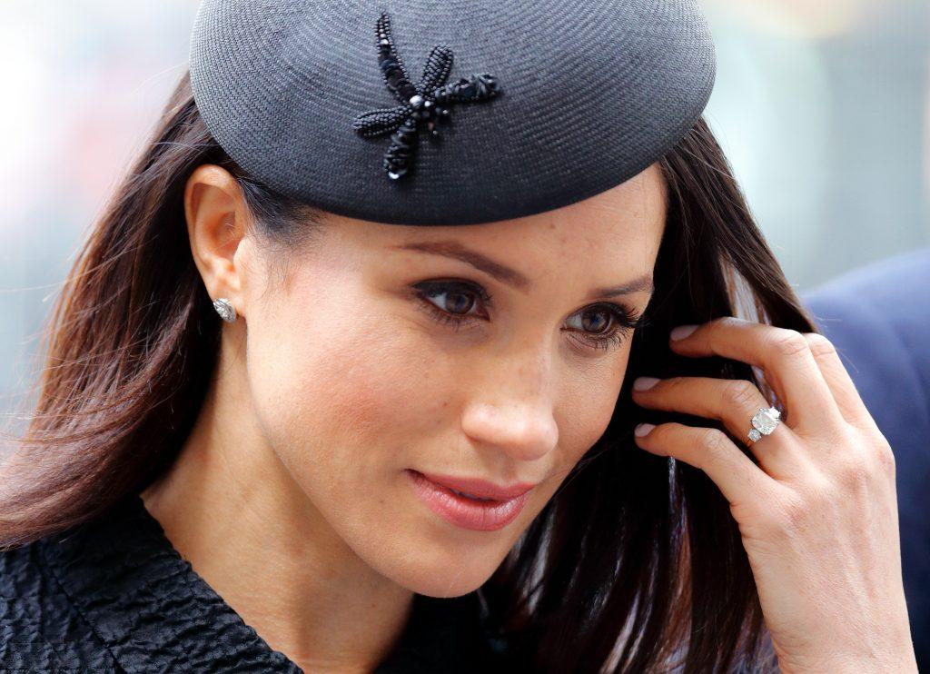 Royal Engagement Rings Meghan Markle