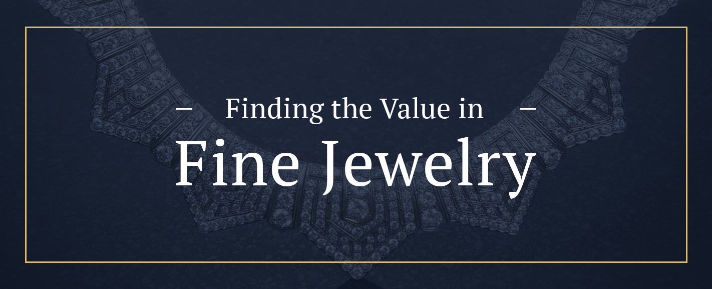 value in jewelry