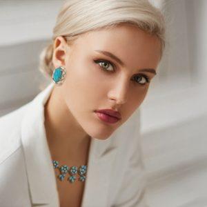 Persian Turquoise Jewelry