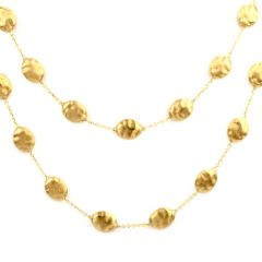 Marco Bicego Siviglia18K 36 Inch Long Necklace