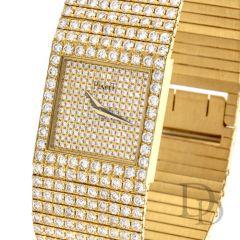 Preowned Pristine Piaget 7131C626 Diamond 18K Watch