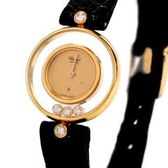Chopard Happy Diamond Ladies quartz watch Ref 4082