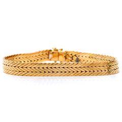 Textured Braided Bracelet