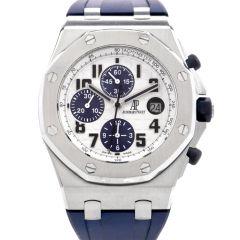 Audemars Piaget 46mm Royal Oak Offshore Stainless Steel Gentlemen's Watch