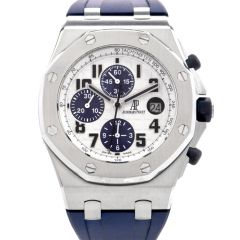 Audemars Piaget 46mm Royal Oak Offshore Stainless Steel Gentlemen's Watch