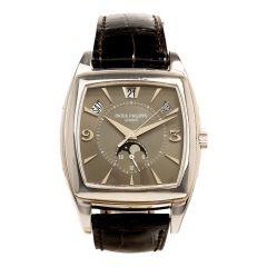 PATEK PHILIPPE 5135 18K Gold Gondolo Moonphase Men's Watch $42,000.00