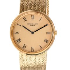 Pre Owned Patek Philippe Calatrava 3591 18K Watch