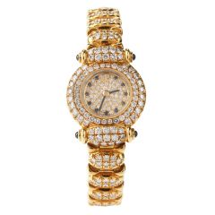 Audemars Piguet Pre-Owned Ladies Diamonds Ref 83345 18K Watch