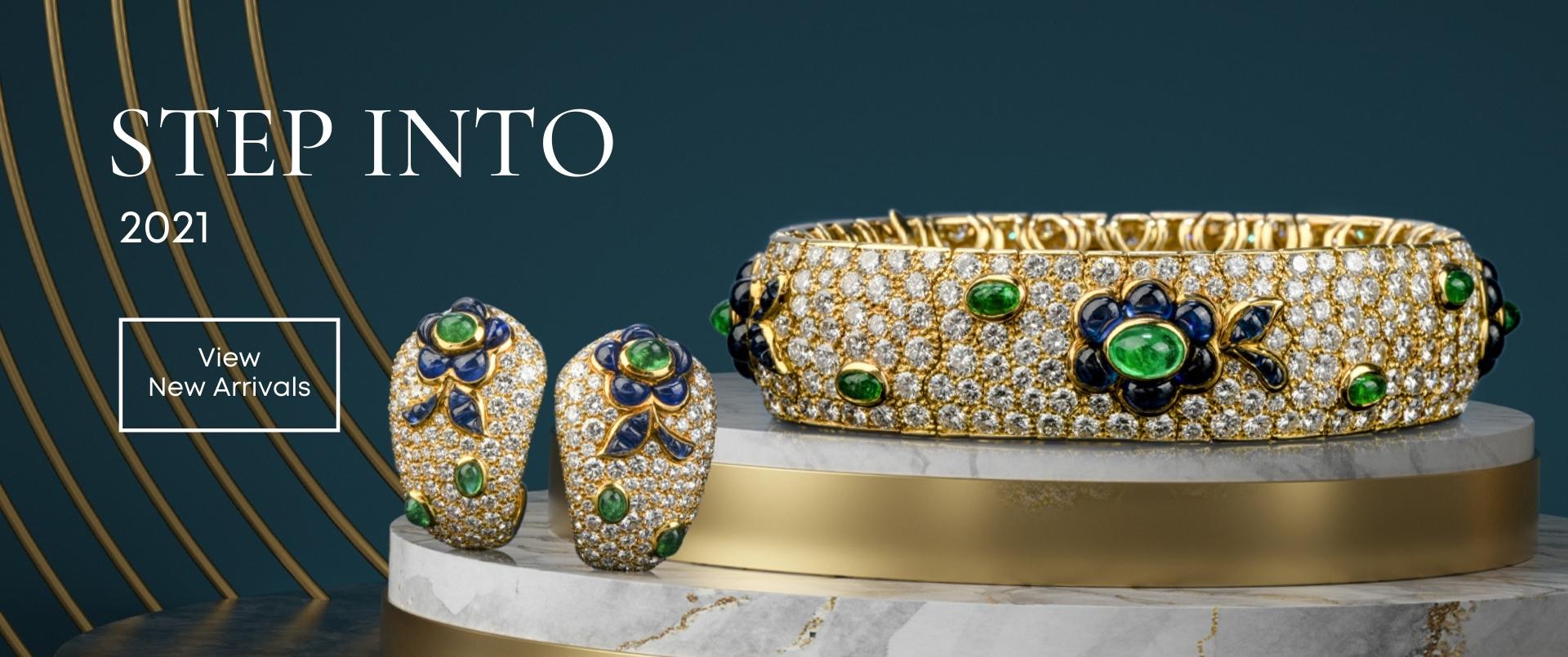 New Arrivals 2021 l Dover Jewelry Miami
