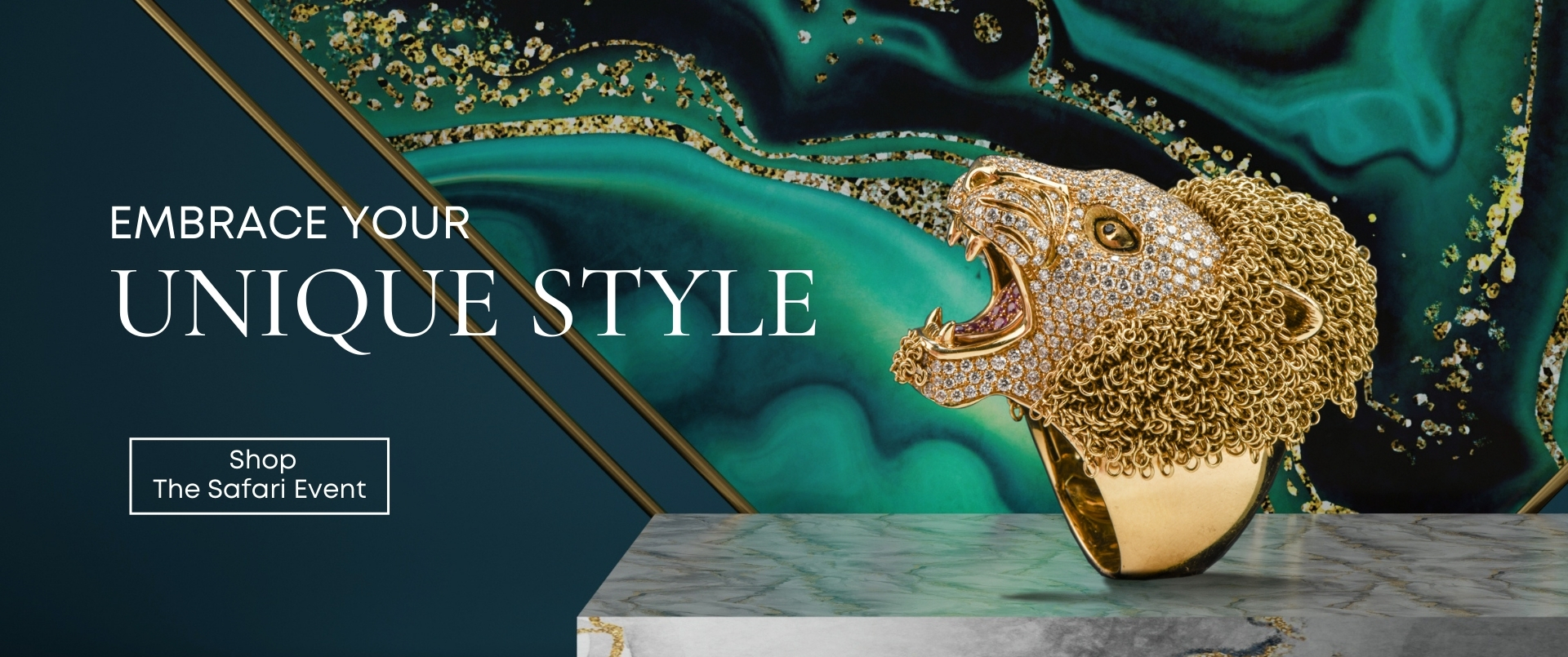 FINE JEWELRY ANIMAL COLLECTION