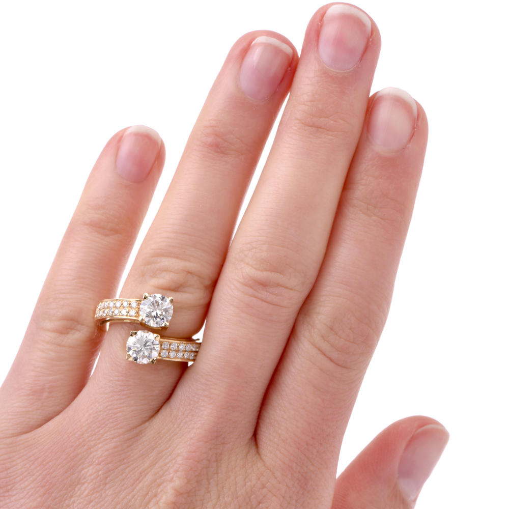 Vintage and Antique Engagement Rings at Dover Jewelry Miami