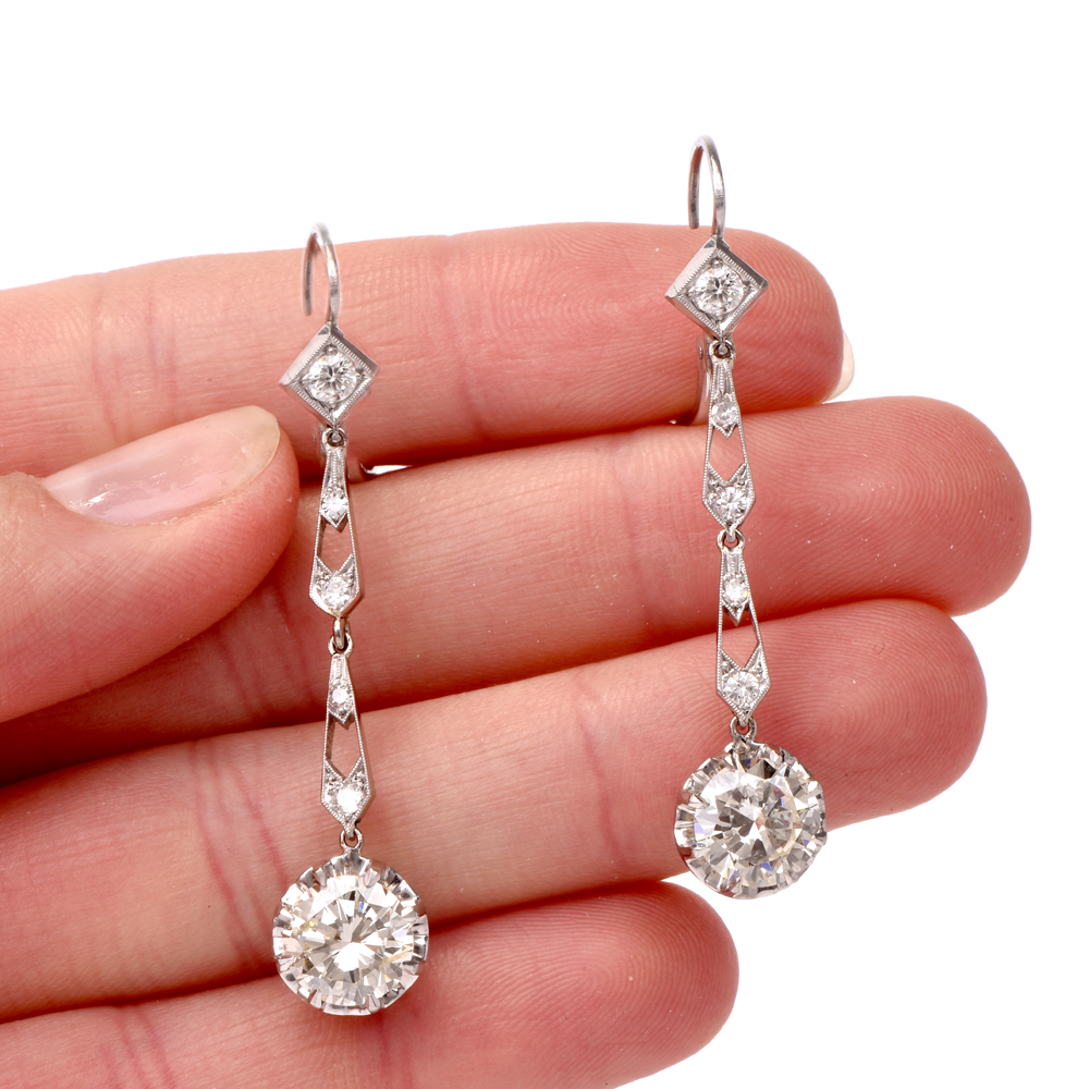 Antique Earrings Online | High-End Authentic Antique Earrings