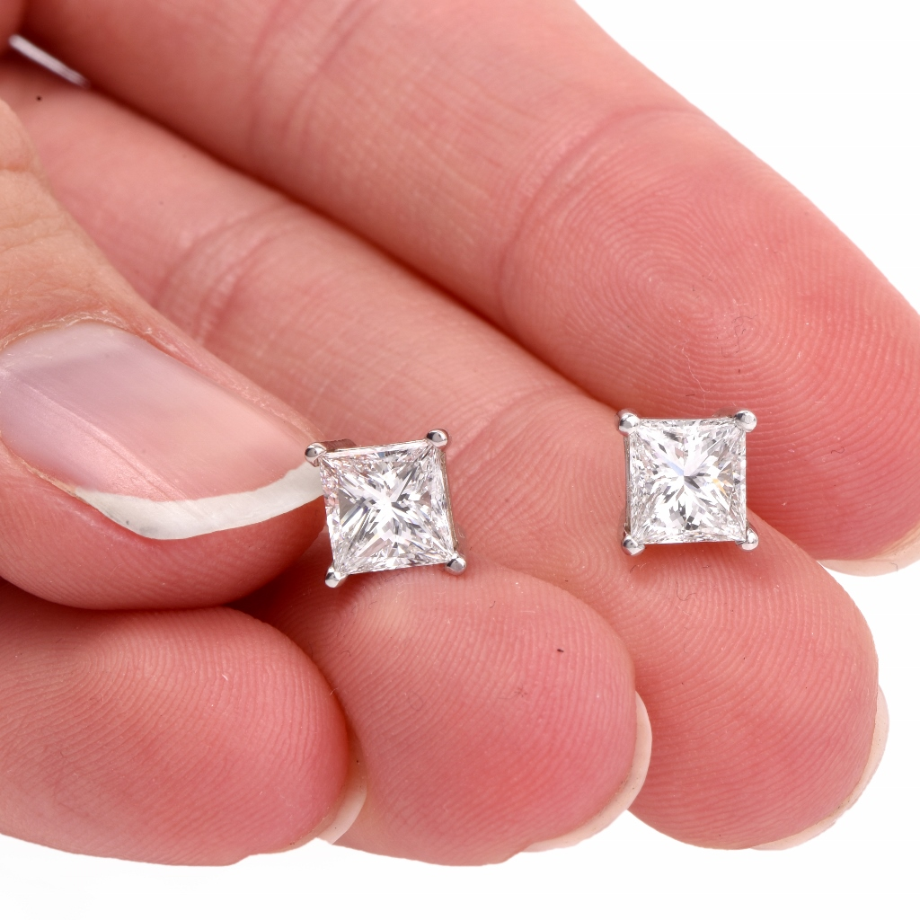 Estate Earrings for Sale | Studs, Diamonds, Huggies, Gold | Miami FL