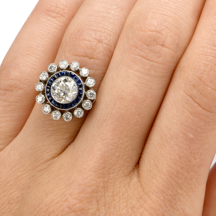 3fb50ae8de8b9 Vintage and Antique Engagement Rings at Dover Jewelry