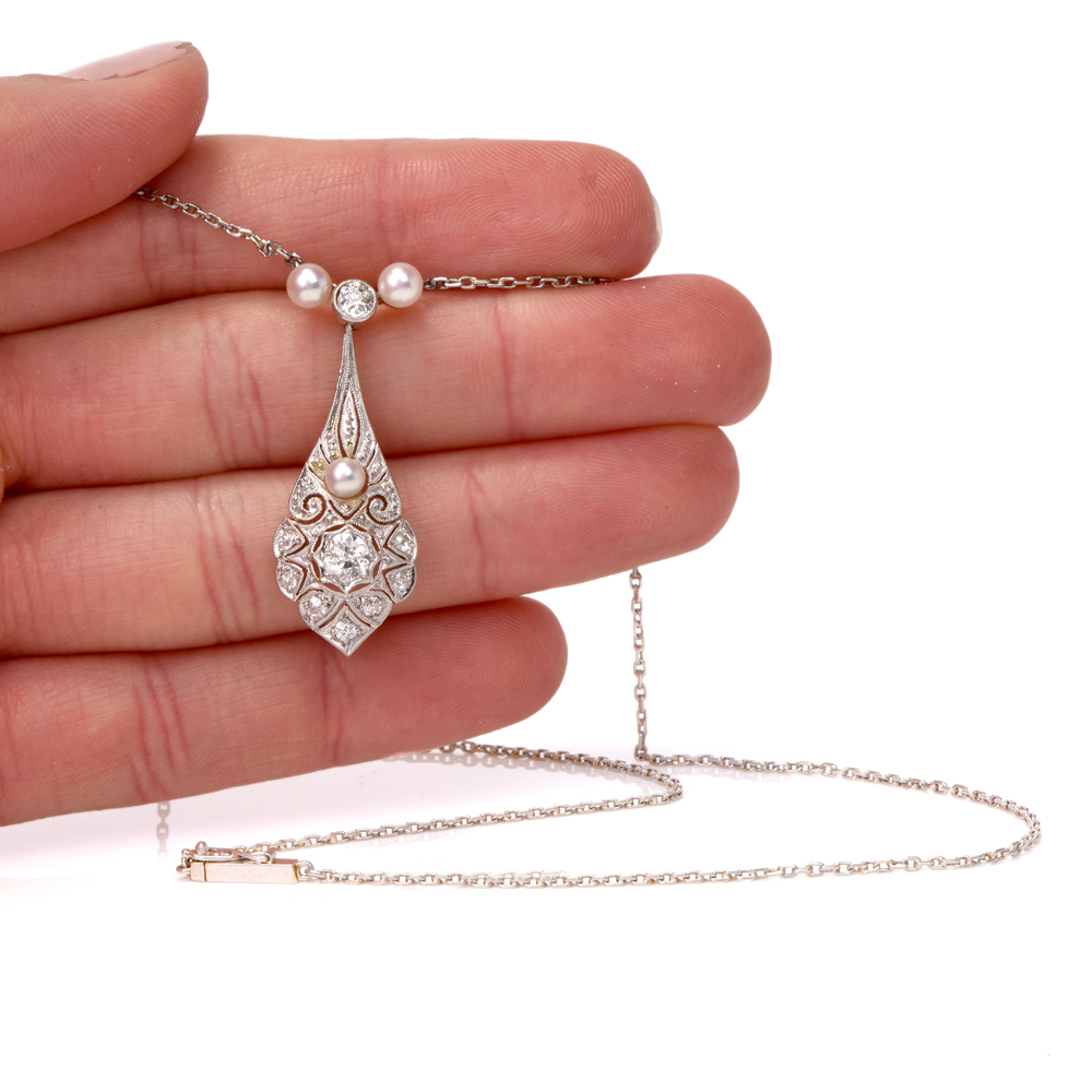 Antique Diamond Jewelry for Sale at Dover Jewelry Miami
